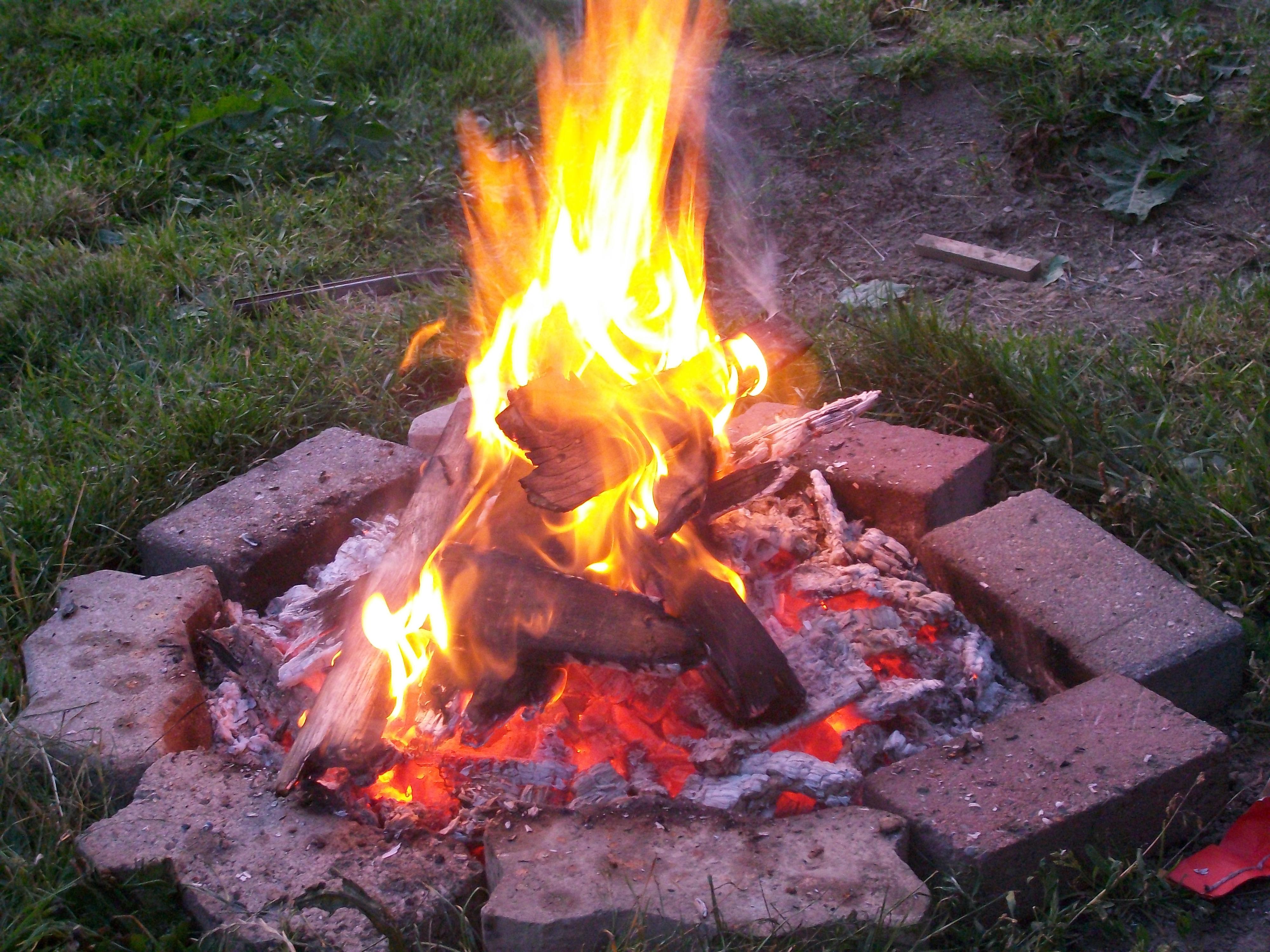 Neue Route erkundet & Einladung zum Lagerfeuer | inasstreifzuege